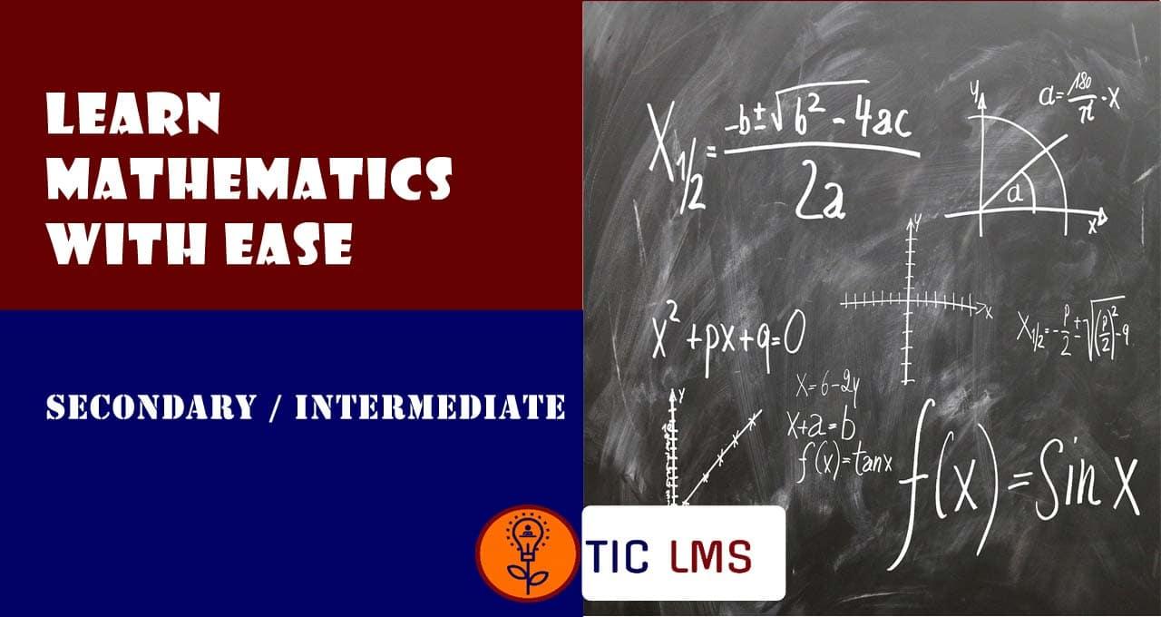 ticlms maths